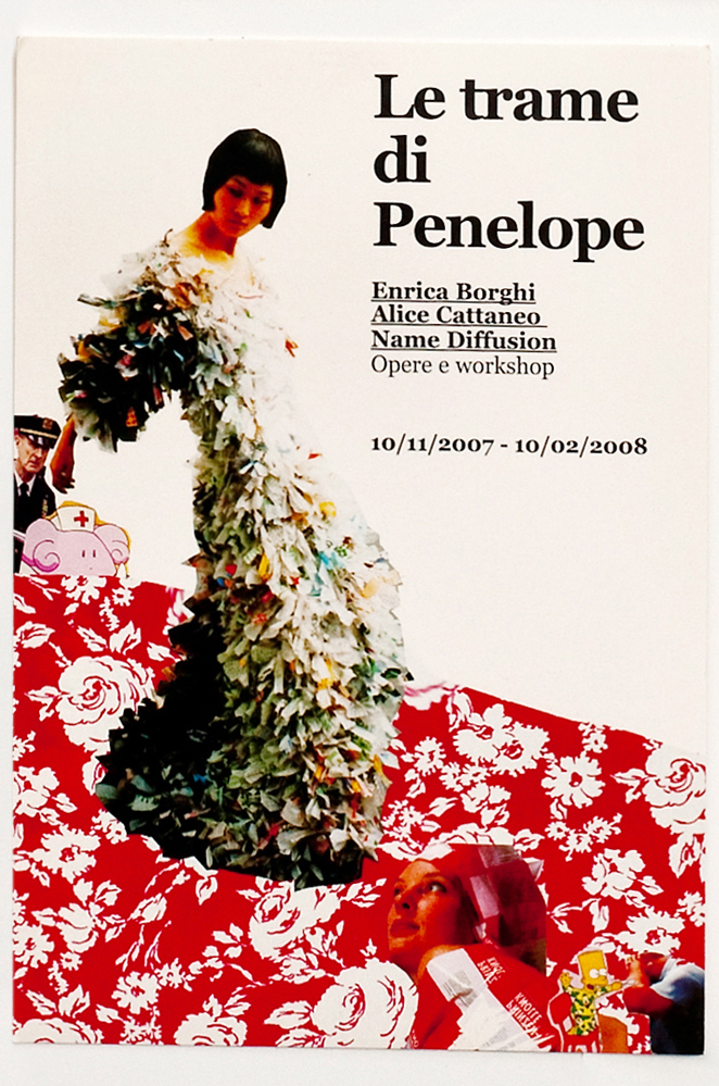 Invito Le trame di Penelope