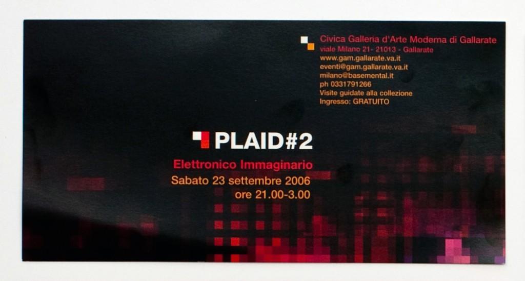 Plaid 2006